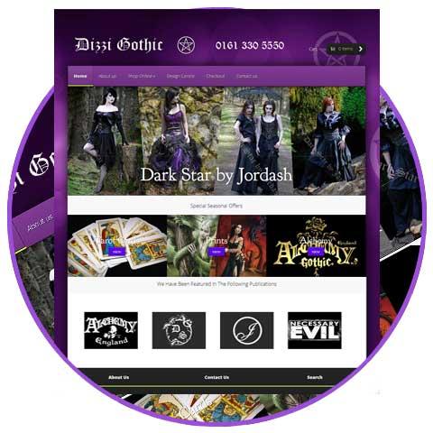 Dizzi Gothic